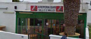 "Arepera Bar Millo & Millo ""La Especial"""