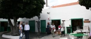 "Wochenmarkt ""La Recova"" in Arrecife"