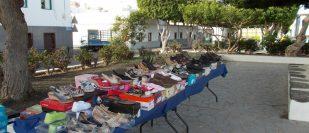 Flohmarkt in Arrecife