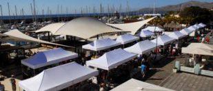Markt in Puerto Calero
