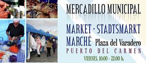 Wochenmarkt in Puerto del Carmen