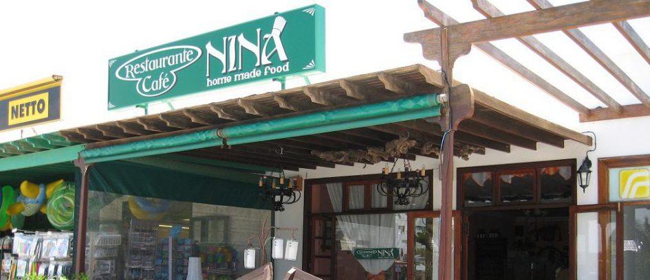 Restaurante Café Nina